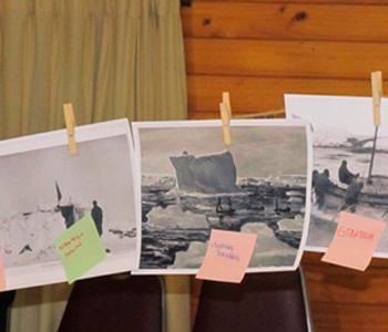 Liderando desde el límite: Antártica 1914
