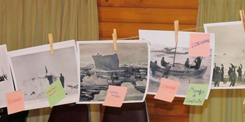 Taller de Liderazgo Inspiracional basado en E. Shackleton