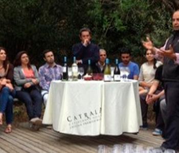 Disfrute con su equipo de nuestros vinos