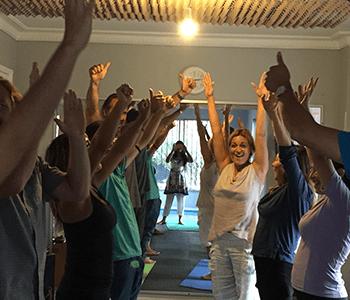 Beneficios del Yoga de la risa (parte I)