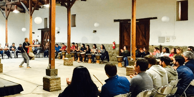 ¡Tun, Tum, Tum!: Drumming Coaching