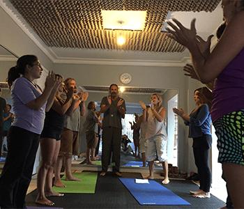 Beneficios del Yoga de la Risa (parte II)