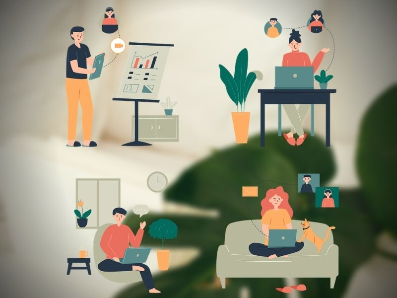 Teletrabajo y las nuevas Jerarquías en la Empresa